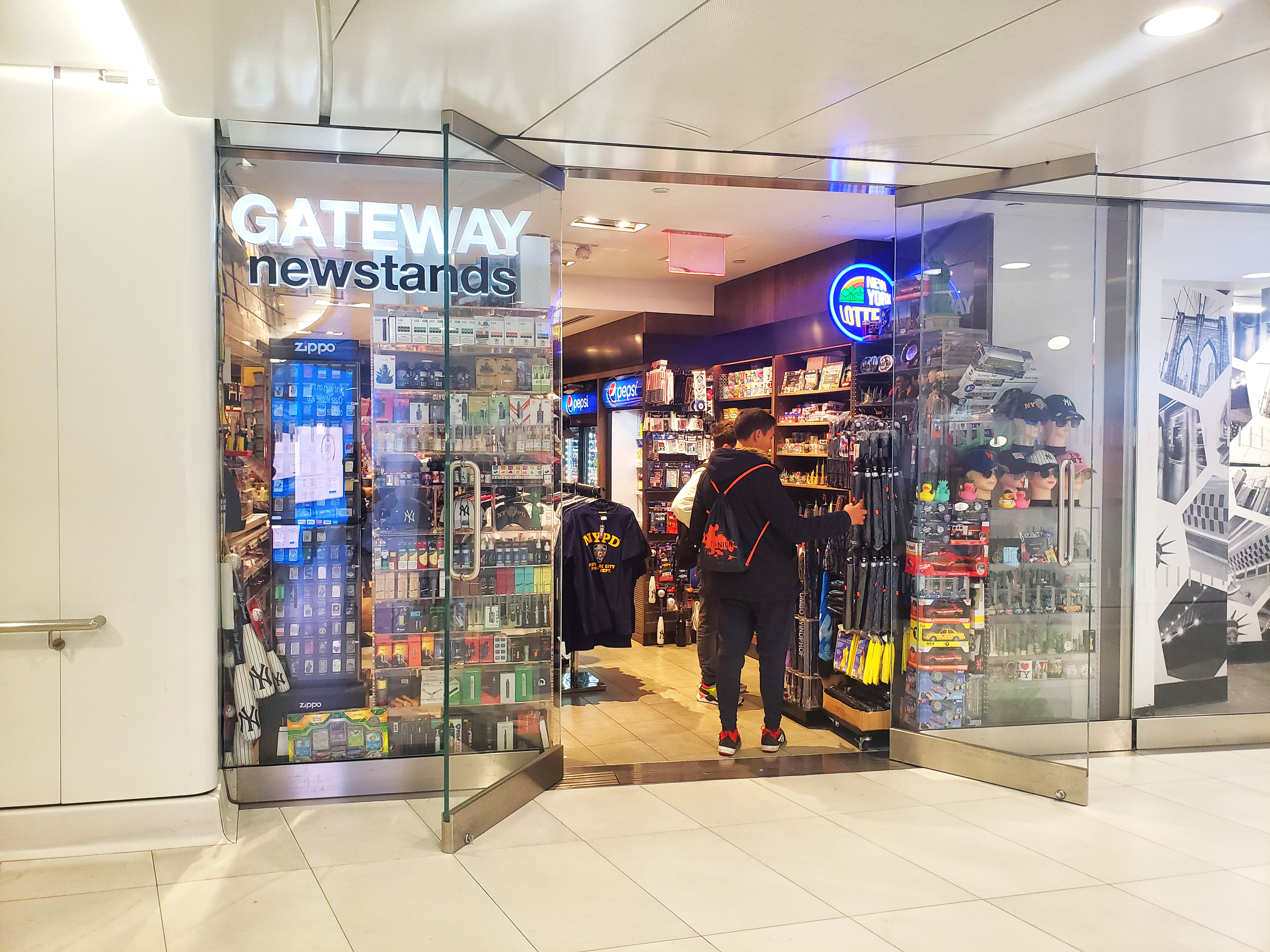 Gateway Newstands