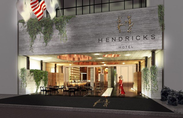 Hotel Hendricks (25 West 38th Street)