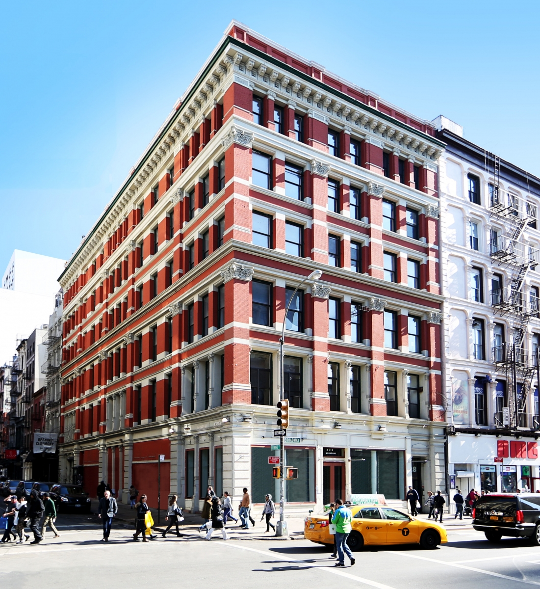 Winick realty group retail leasing consulting 428 for 120 broadway 5th floor new york ny 10271